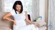 کمردرد دوران بارداری