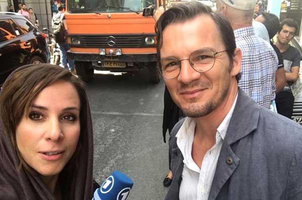 ساخت سریال کمدی آلمانی در ایران