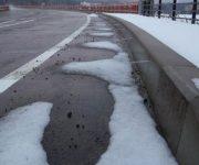 تولید واکسی که یخزدگی جادهها و معابر را از بین میبرد