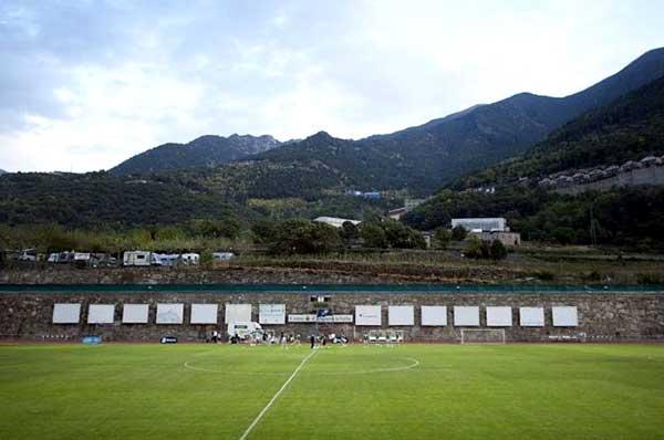 زیباترین مکانهای ورزشی دنیا