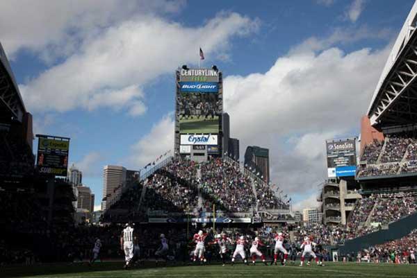 زیباترین استادیوم های ورزشی جهان