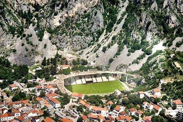 زیباترین ورزشگاههای دنیا