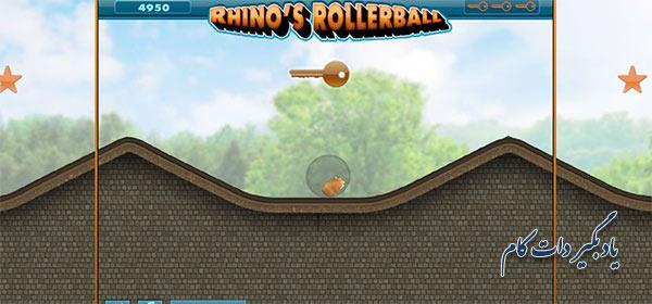 بازی آنلاین همستر Rhino