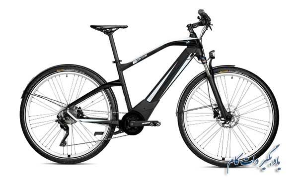 دوچرخه برقی بِامو