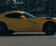 فیلم رانندگی با دوج وایپر