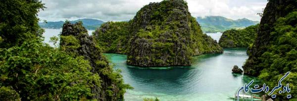آشنایی با کورون منطقه گردشگری فیلیپین