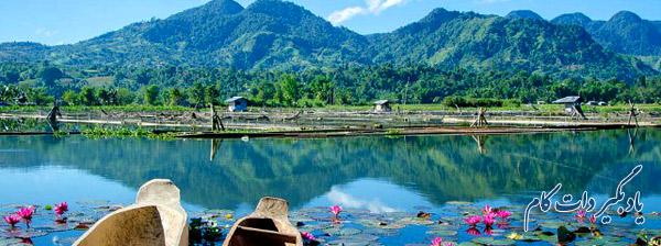آشنایی با دریاچه سبیو منطقه گردشگری فیلیپین