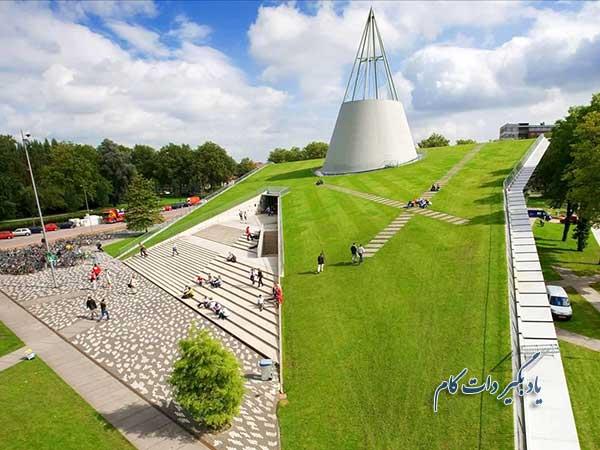 دانشگاه فنی شهر دلفت در هلند