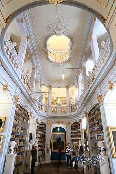 کتابخانه سلطنتی وایمار