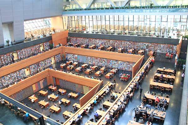 کتابخانه ملی چین