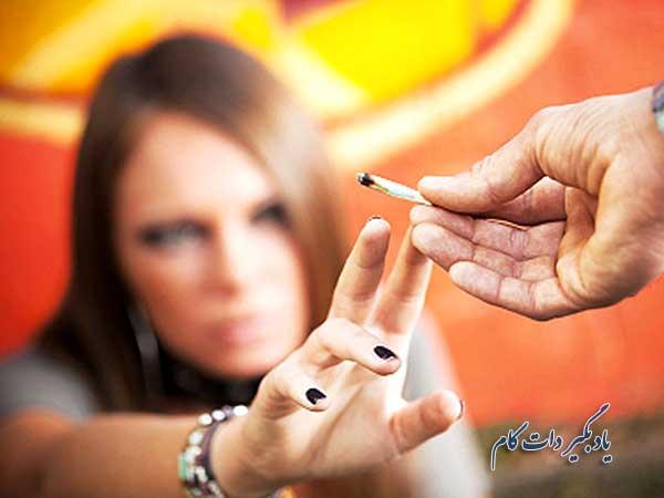 مصرف مواد مخدر بین نوجوانان