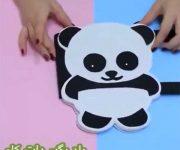 خلاقیت در ساخت اریگامی جامدادی برای کودکان