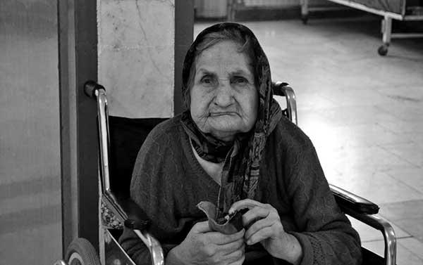 زنان سالمند ایران