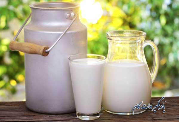 معمای اول: وزن شیر