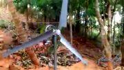 توربین بادی دست ساز