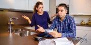 رابطه طلاق و بیکاری