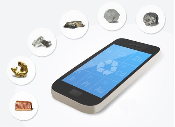 تلفن همراه شما، گنجینهای از فلزات قیمتی