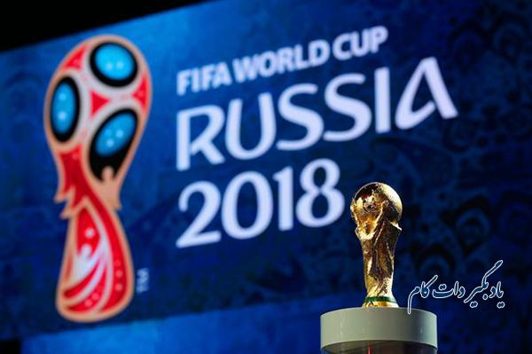 تیم های شرکت کننده در جام جهانی 2018