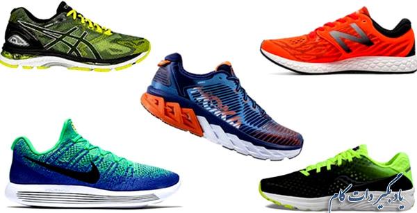 خصوصیات و ویژگیهای متفاوت کفش ها