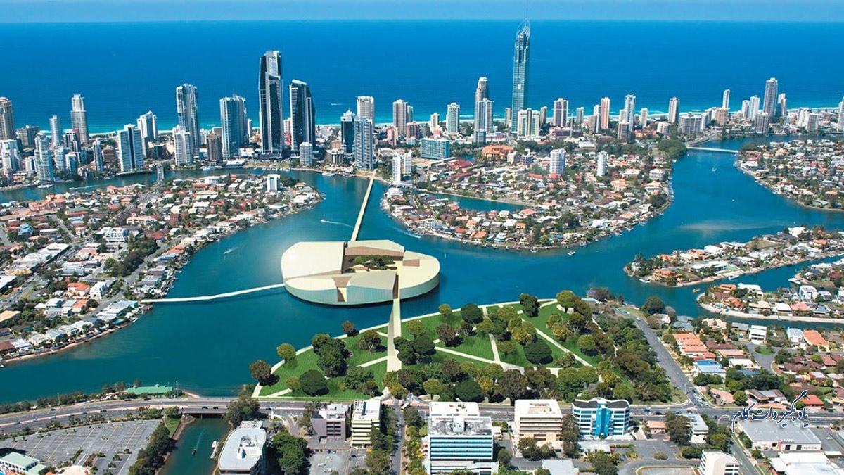 مکان های زیبا و دیدنی استرالیا