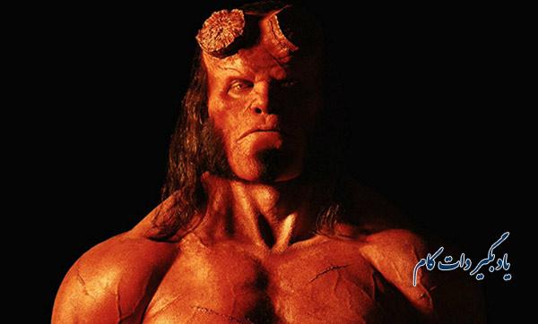 فیلم پسر جهنمی - Hellboy