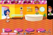 بازی آنلاین بیمارستان حیوانات خانگی