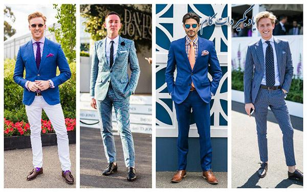 اصول ست کردن پیراهن و کراوات