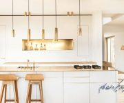 ایده های خلاقانه در زمینه رنگ آشپزخانه