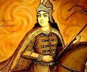 نامه افراسیاب به سیاوش - داستانی از شاهنامه