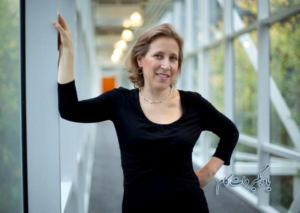 سوزان وجیسکی، مدیر عامل یوتیوب