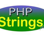 معرفی توابع رشته ای در PHP