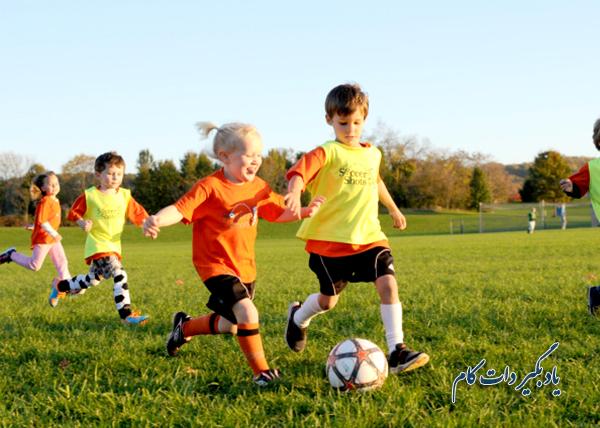 ورزش های مناسب کودکان زیر دبستان