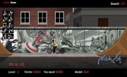 بازی آنلاین دوچرخه سواری در سطوح شیبدار