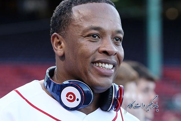 خواننده رپ آمریکایی Dr. Dre