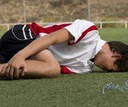 اقدامات فوری پس از آسیب دیدگی ورزشی
