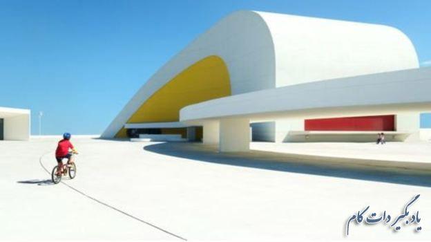 هانس ویکمان در مرکز فرهنگی آبیلس در شمال اسپانیا،