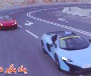 مسابقه فراری و مک لارن در راس الخیمه