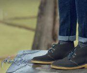 ترکیب مناسب رنگ کفش با شلوار