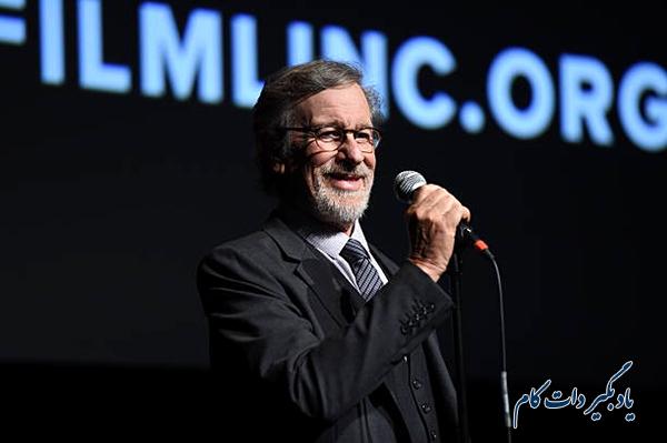 استیون اسپیلبرگ کارگردان آمریکایی