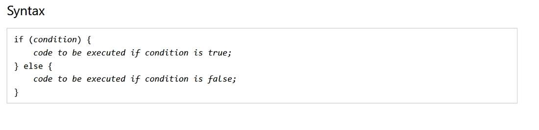 عبارت شرطی if...else در PHP