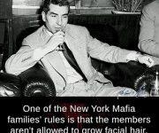 هشت قانون پیوستن به مافیا