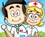 بازی پزشک بچه ها با دانلود رایگان