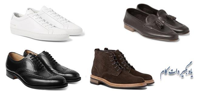 کفش مناسب شلوار جین اسلیم