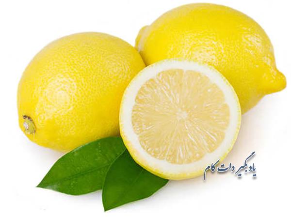 آب لیمو درمان افت فشار خون و پرفشاری خون
