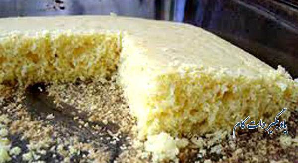 طرز تهیه نان ذرت با بلغور ذرت