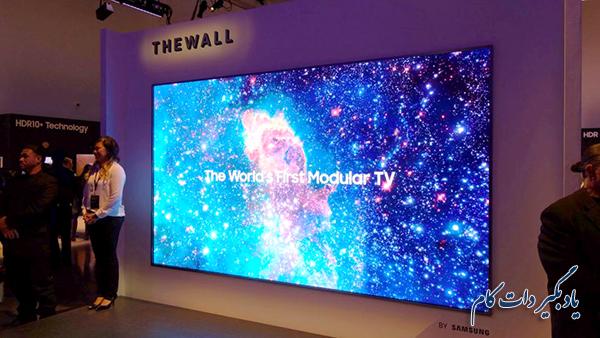 تلویزیونهای اولد سامسونگ تلویزیون The Wall