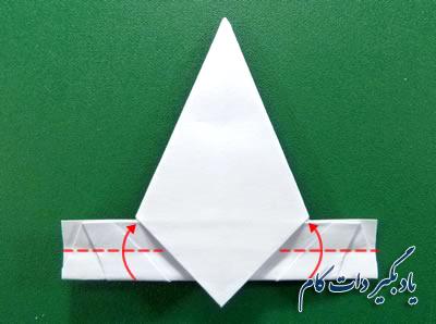 اریگامی ساده