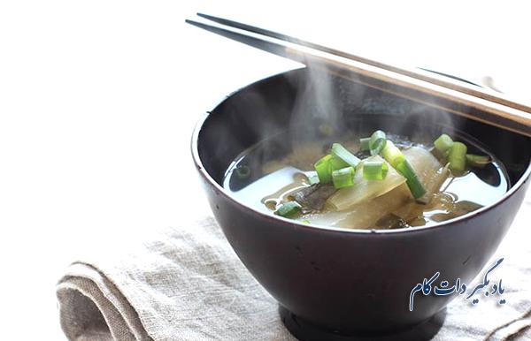 رژیم غذایی زنان ژاپنی