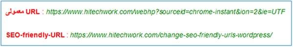 آدرس های SEO Friendly چه نوع آدرس هایی هستند؟