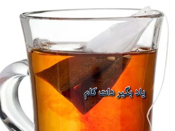 چای زنجبیل طبع گرم و مناسب درمان یبوست